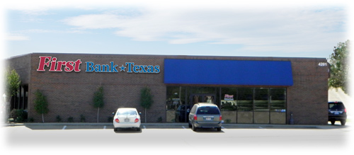 Front view of Mid-Cities Bedford Location